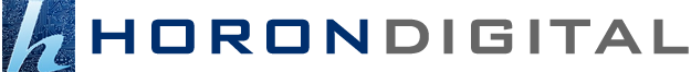 Horon Digital Website Logo
